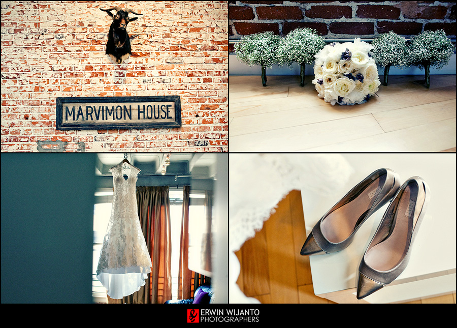 Marvimon House Wedding