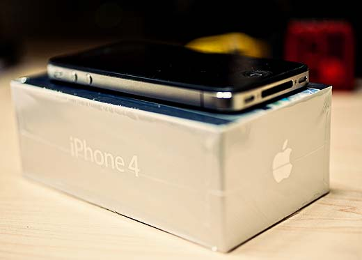 For Sale: iPhone 4 - GLobe Locked